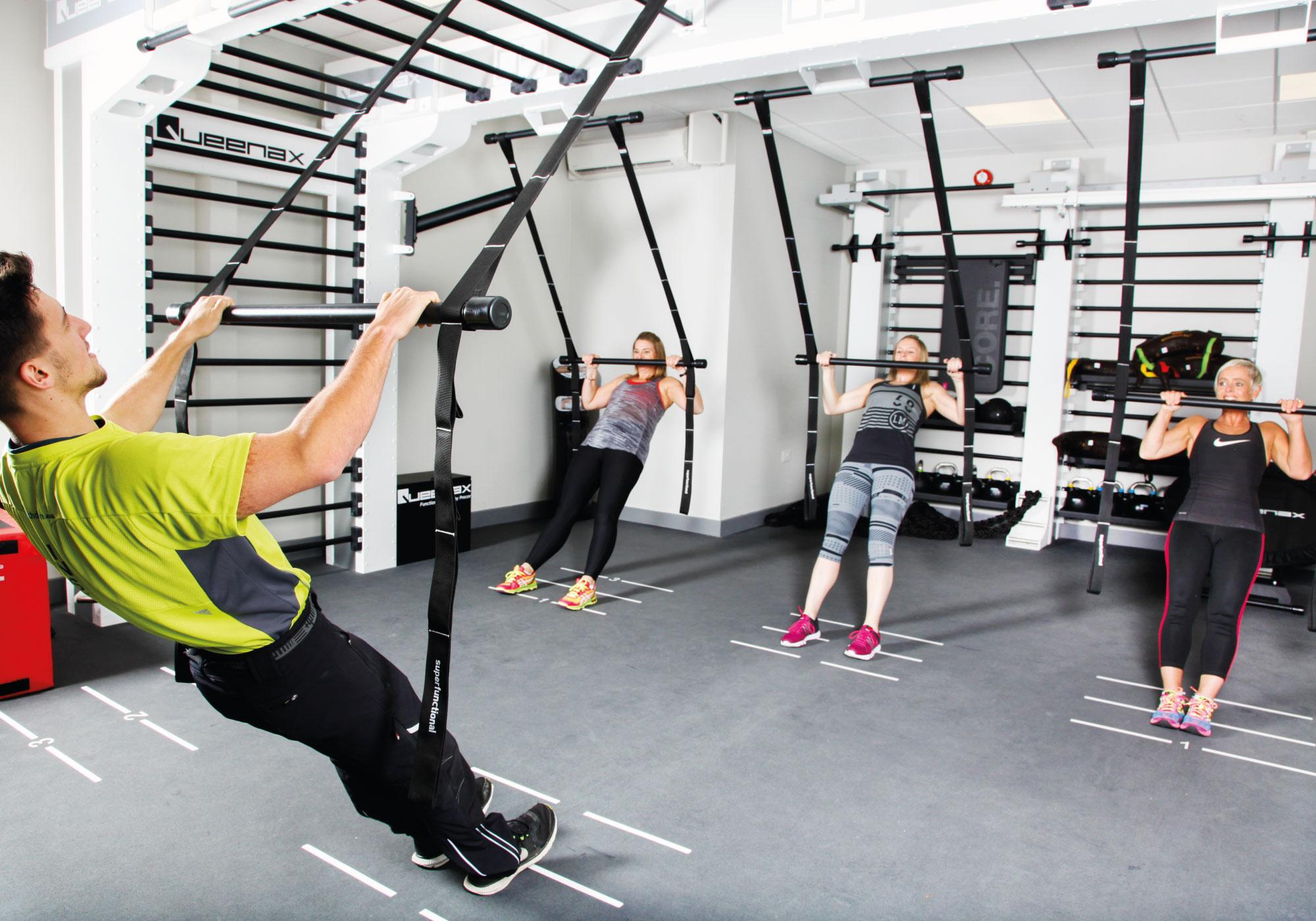 Beechdown Health Club Beechdown Gym Personal Trainer
